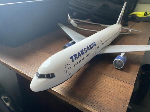 Avião escala 1/100 de colecção