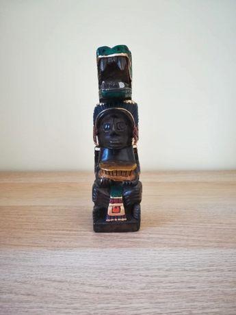 Duas estatuetas de cerâmica do México