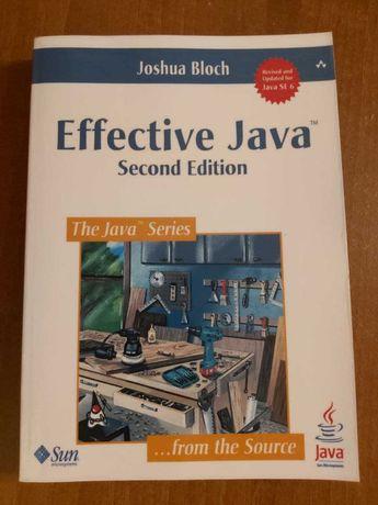 Книга Effective Java (2nd Edition) by Joshua Bloch