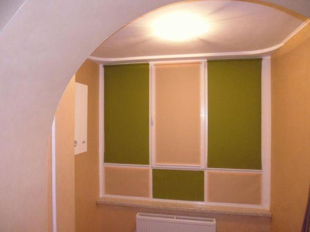 Тканевые ролеты (рулонные шторы)