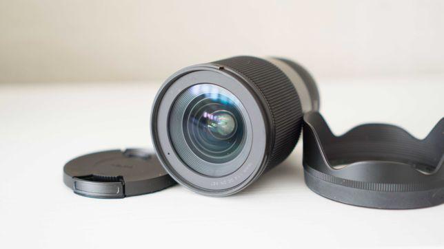 Objetiva / lente Sigma 16mm f/1.4 DC DN Contemporary Sony E mount