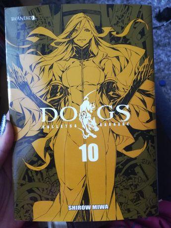 Manga Dogs tom 10
