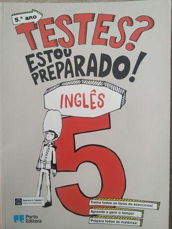 Livro de Inglês Porto Editora Novo