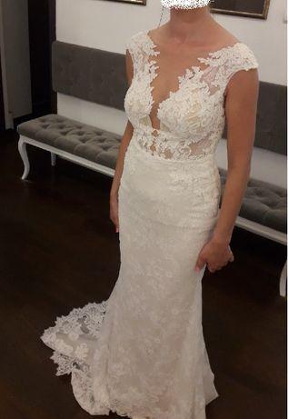 Suknia ślubna - salon Madonna