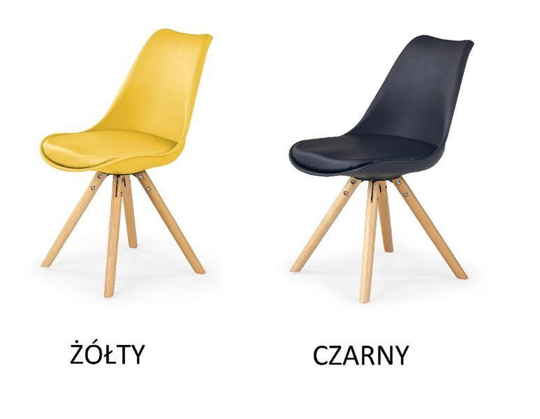 K201 / KRZESŁO DO JADALNI salonu / 7 kolorów