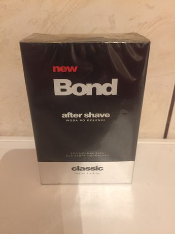 Woda po goleniu Bond Expert Classic