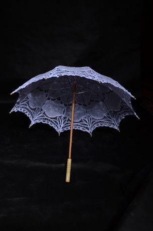 Parasolka i wachlarz