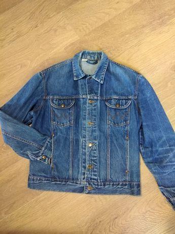 Джинсовая куртка Wrangler  .