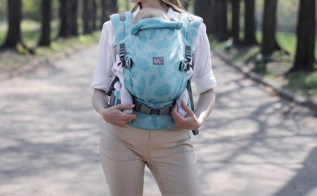 Эрго-рюкзак с рождения Love&Carry One (слинг)