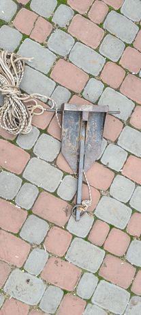 Якорь для лодки 9 кг
