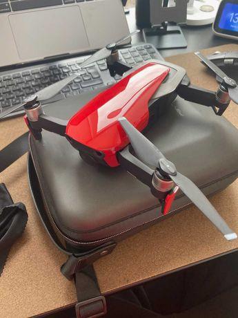 DJI Air (красный) + сумка PGYTECH