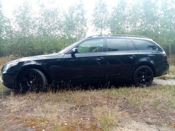 BMW E61 3.0XD przedlift