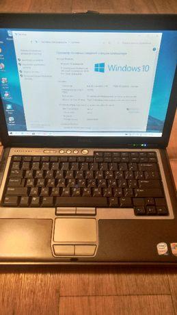 Ноут Dell Latitude D620