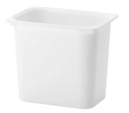 Conjunto caixas de arrumação Trofast IKEA c/tampa