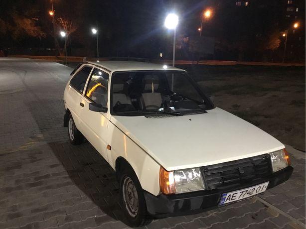 ЗАЗ 1102 Таврия  автомобиль машина