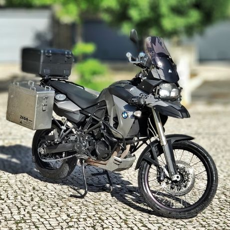 BMW F800 GS full extras