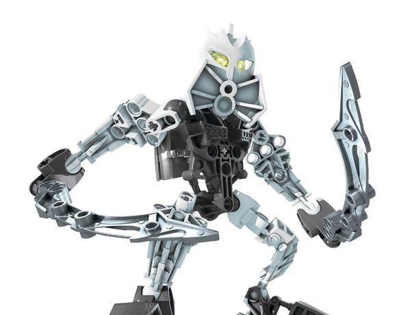 Lego Bionicle Av Matoran: 8945 Solek