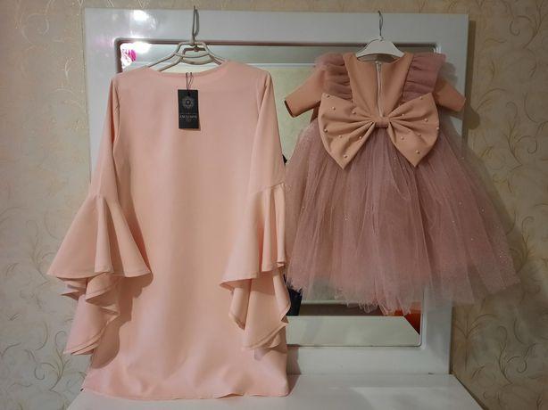 ВІДДАЮ ДЕШЕВО НОВИЙ фемелі лук femeli luk,платье на годик