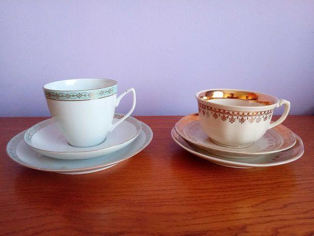 Chodzież porcelana - zestaw do kawy