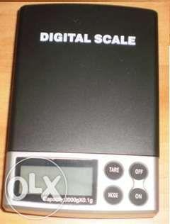 Mini balança digital eletrónica