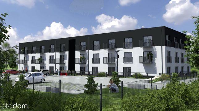 Dwupokojowe nowe mieszkanie w Gryficach M14