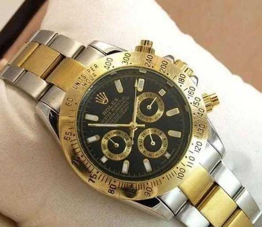 Ролекс. наручные Часы ROLEX Daytona мужские. Япония механизм