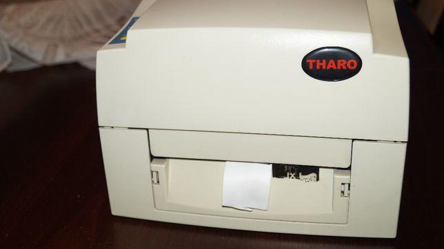 Drukarke etykiet firmy THARO V-Series mało używaną sprzedam