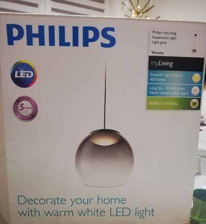HIT! Nowa lampa dekoracyjna PHILIPS LED najnowszy model! Duża moc!