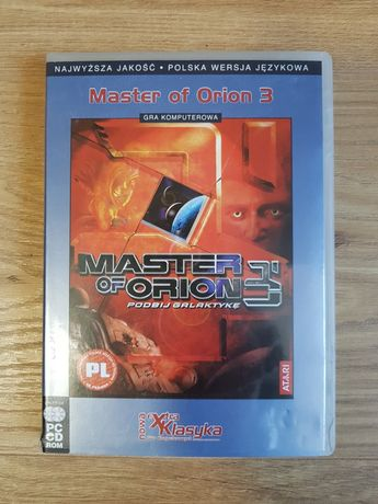 Gra na PC - Master of Orion III