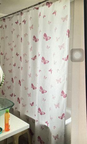 Шторка для ванной комнаты, шторка в ванную
