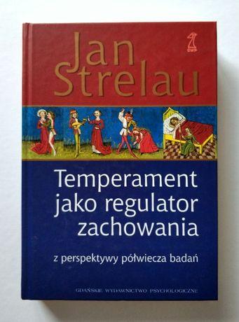 TEMPERAMENT jako regulator zachowania, Jan STRELAU, jak NOWA! HIT!
