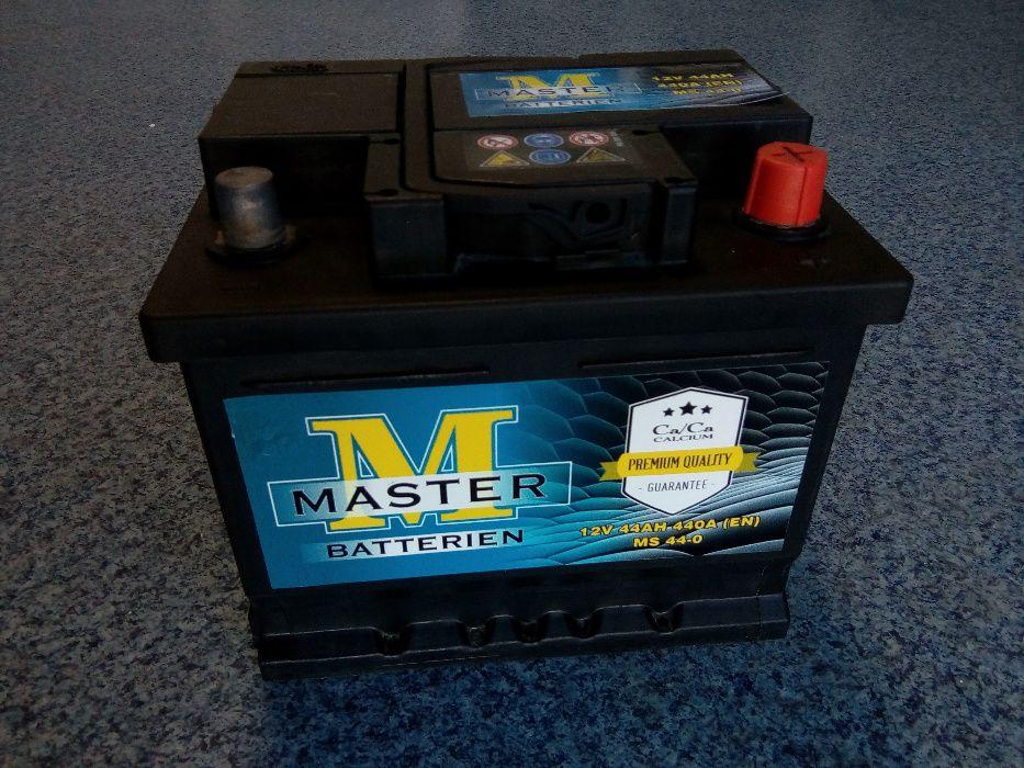 Akumulator MASTER VARTA 12V 44Ah 440A Lubliniec