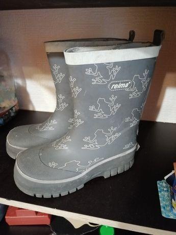 Резинові чоботи reima 30 розмір