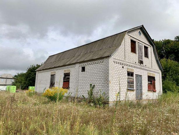 Продается кирпичный дом в экологически чистом месте