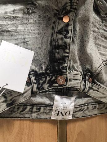 NOWE One teaspone jeans Harley Kingpins
