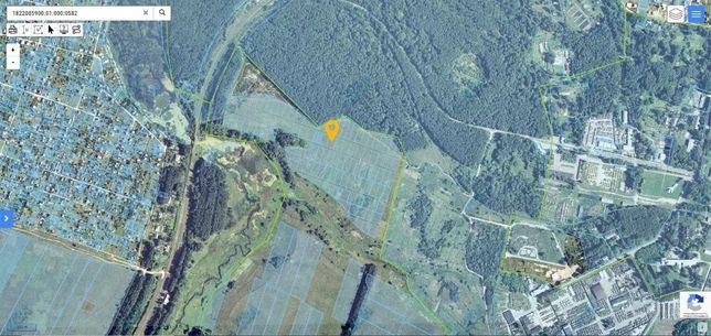 Продаж земельної ділянки в с. Піски Житомирського району