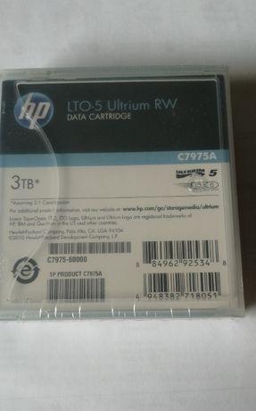 Taśma NOWA LTO-5 Ultrium RW 3TB