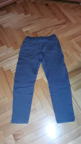 F&F szare jeansy 13-14 lat