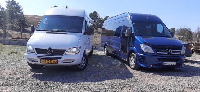 Аренда автобуса і мікроавтобуса.