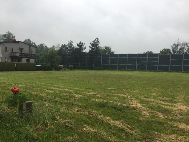 Działka budowlana 25 arów Warszowice ul. Kościelna bez pośrednika