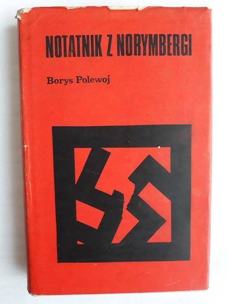 Notatnik z Norymbergi; Borys Polewoj