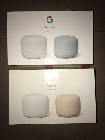 Google Nest Wifi Router and Point. Новые.