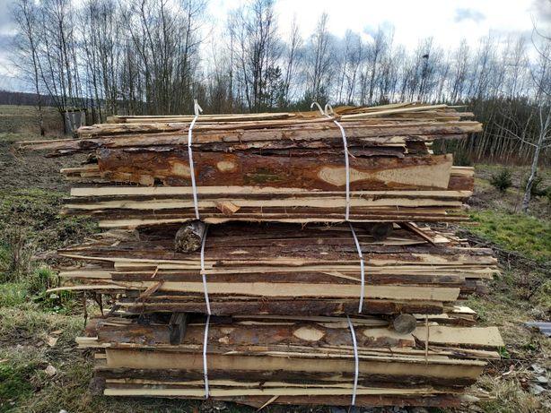 Drewno opałowe zrzyny tartaczne