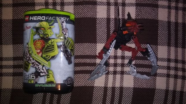 Hero Factory + Phantoka Bionicle