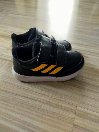 Buciki sportowe marki Adidas r. 25