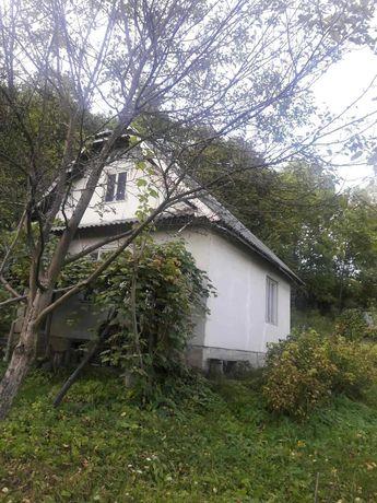 Продаєтьс будинок сирець в селі Старий Лисець