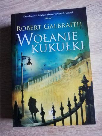 książka Wołanie kukułki Galbraith Robert, wciągająca lektura