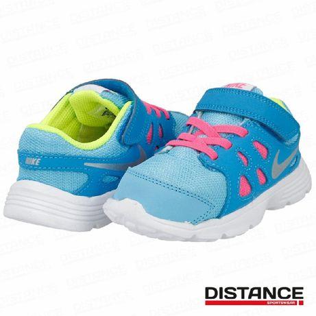Nike 32 dziecięce Revolution 2 Błękitny Niebieski