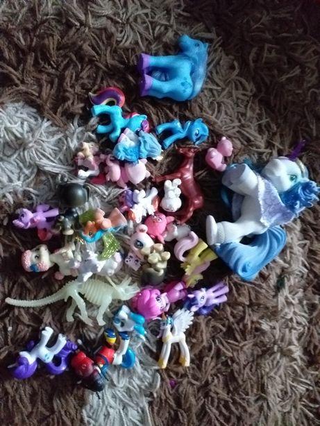 Konik my Little pony plus gratisy