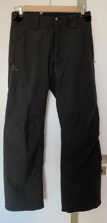 Salomon spodnie narciarskie